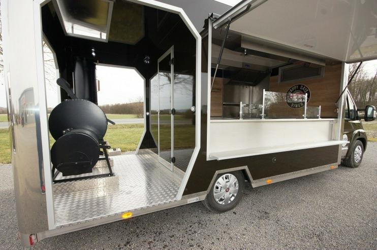 Veranda Truck mit Pulled Pork Ausstattung - PKW-Transporter - Bild 3