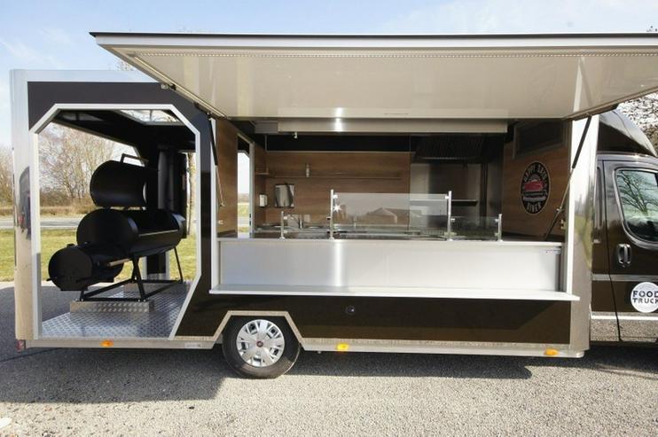 Bild 6: Veranda Truck mit Pulled Pork Ausstattung