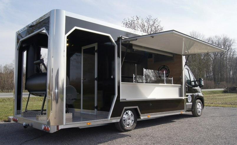 Bild 4: Veranda Truck mit Pulled Pork Ausstattung
