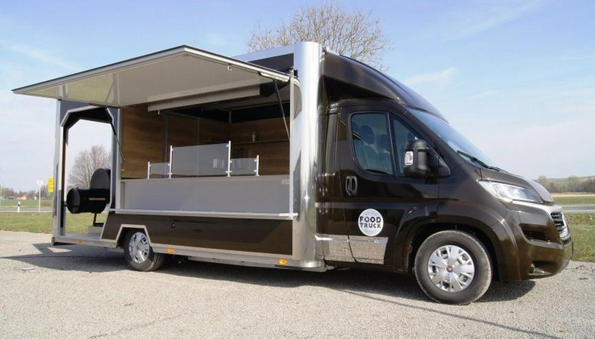 Bild 5: Veranda Truck mit Pulled Pork Ausstattung