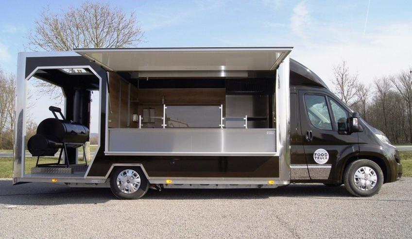 Bild 2: Veranda Truck mit Pulled Pork Ausstattung