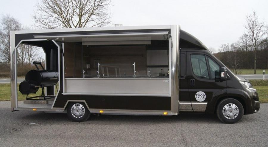 Bild 8: Veranda Truck mit Pulled Pork Ausstattung