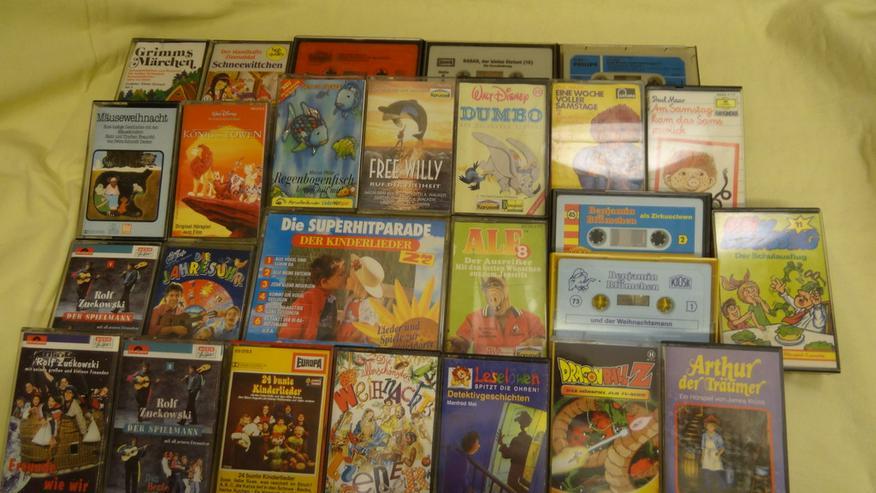 diverse Kinderkassetten Stückpreis
