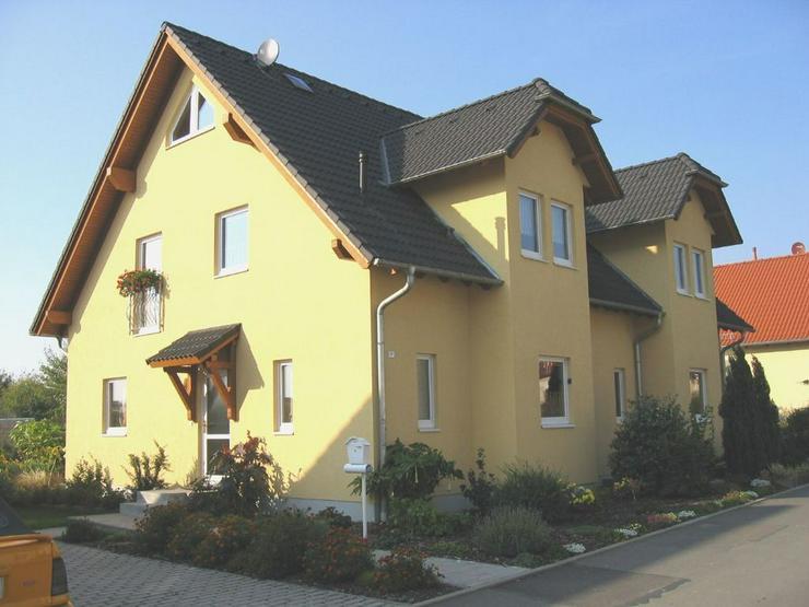 **Niedernhausen - in Waldrandlage! Neubau Massivhaus mit Wärmepumpe u. vielen Extras! - Haus kaufen - Bild 1