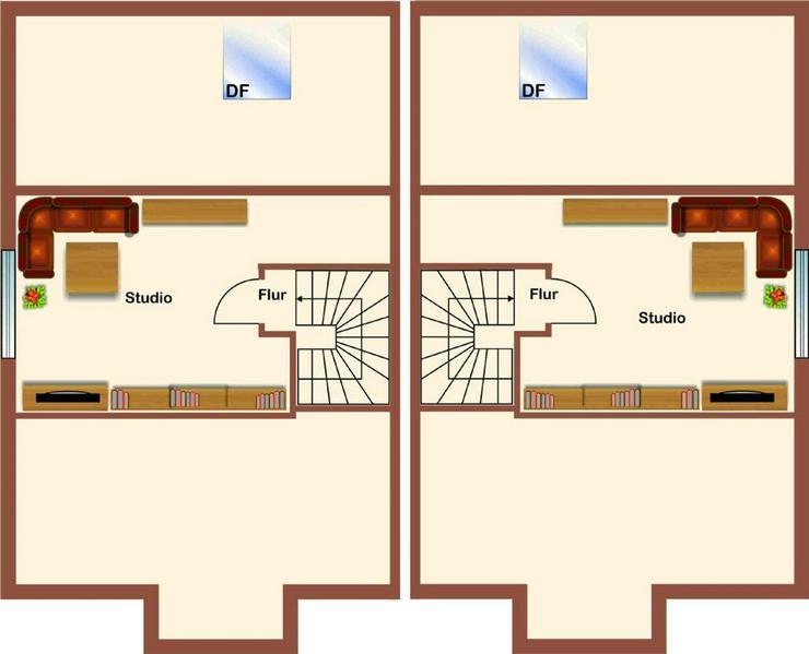 Bild 4: **Niedernhausen - in Waldrandlage! Neubau Massivhaus mit Wärmepumpe u. vielen Extras!