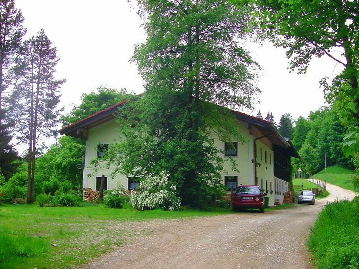 Urlaub in den Bergen Bayerns im Maroldhof