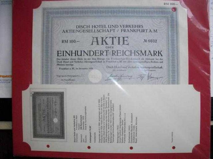 Reichsmark Aktie - Weitere - Bild 1