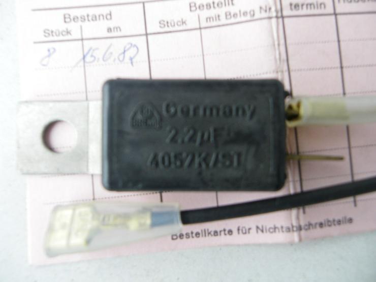 Bild 2: VOLKSWAGEN Kondensator BREMI 4057 KSt