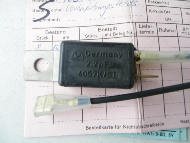 Bild 5: VOLKSWAGEN Kondensator BREMI 4057 KSt