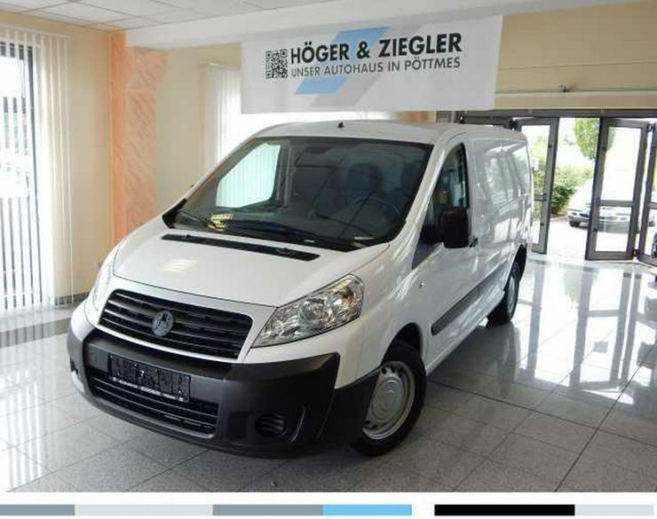 Fiat Scudo 12 L2H1 Multijet Klima 3-Sitzer Radio/CD
