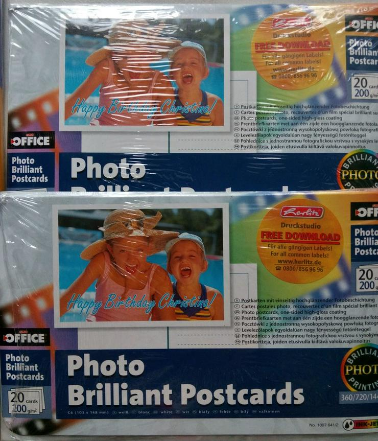 Bild 4: Fotopapier 10 x 15 cm 137 Blatt