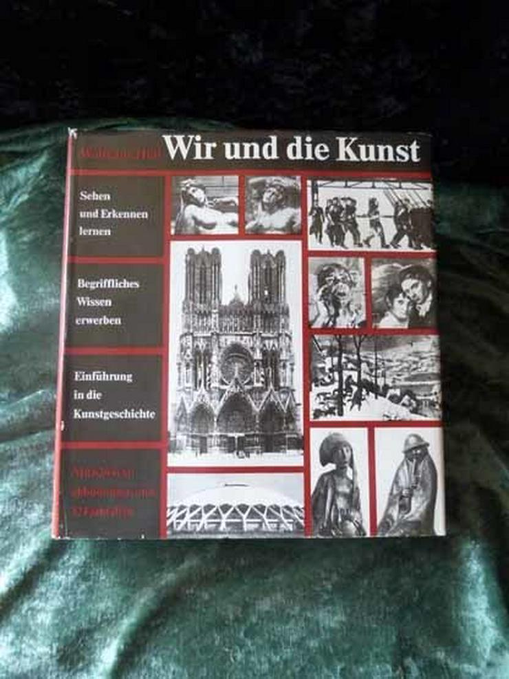 Wir und die Kunst - Wolfgang Hütt / Eine Einfü