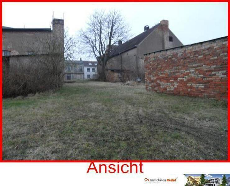 Bild 2: Baugrundstück im Zentrum von Tribsees