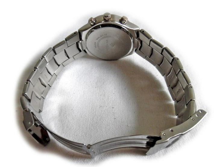 Bild 2: Sportlich elegante Armbanduhr von Dunlop
