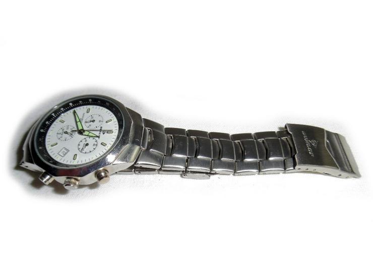 Bild 4: Sportlich elegante Armbanduhr von Dunlop