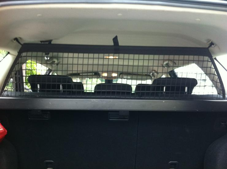 Schutznetz/ Trenngitter Neu für Mazda 6 Kombi