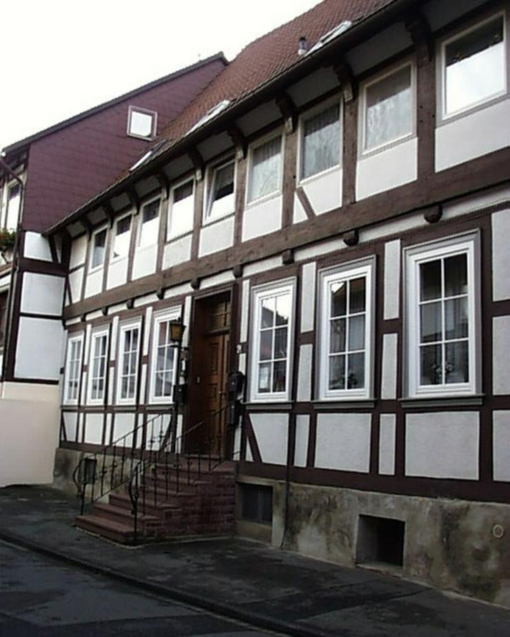 Bild 4: *** Historisches Fachwerkhaus (Denkmalschutz) in Hornburg ***