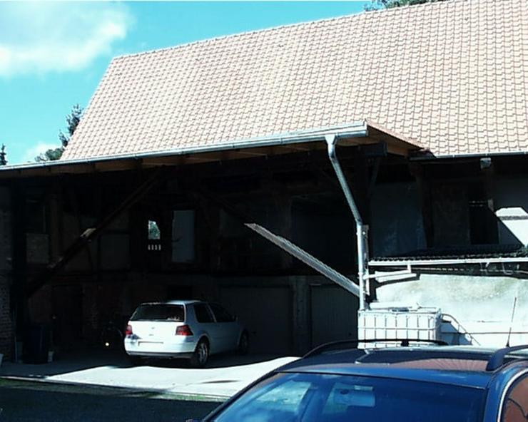 Bild 2: *** Historisches Fachwerkhaus (Denkmalschutz) in Hornburg ***