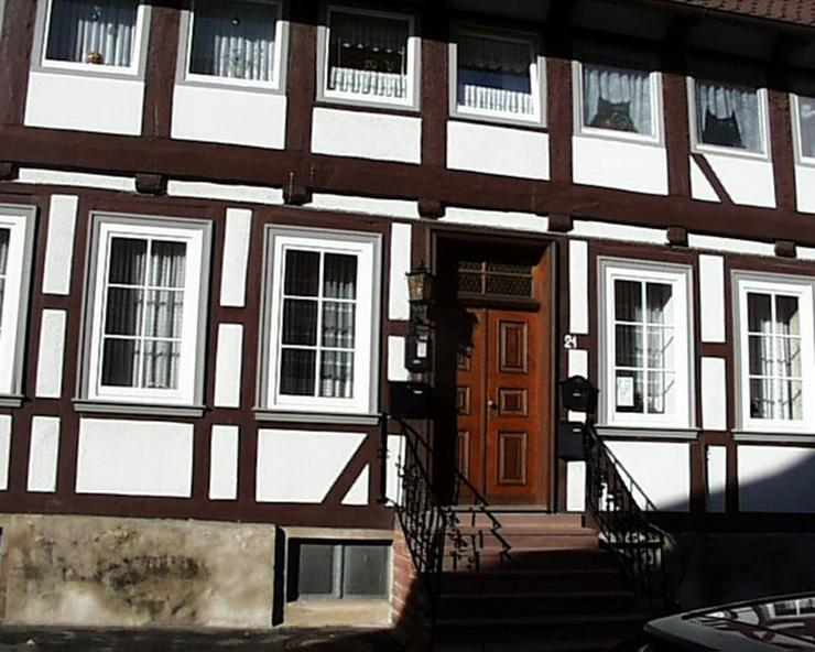 Bild 3: *** Historisches Fachwerkhaus (Denkmalschutz) in Hornburg ***