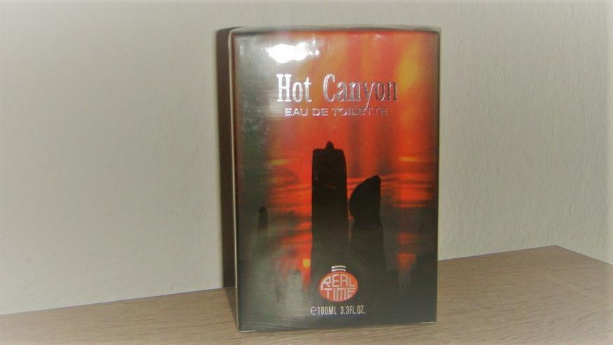 Hot Canyon Real Time Eau de Toilette 100 ml.