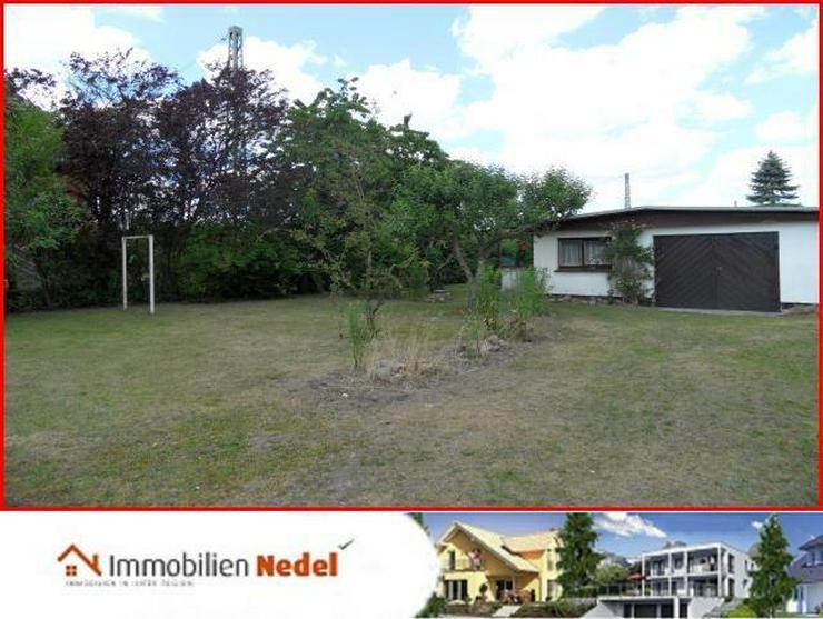 Bild 3: Baugrundstück in Grimmen