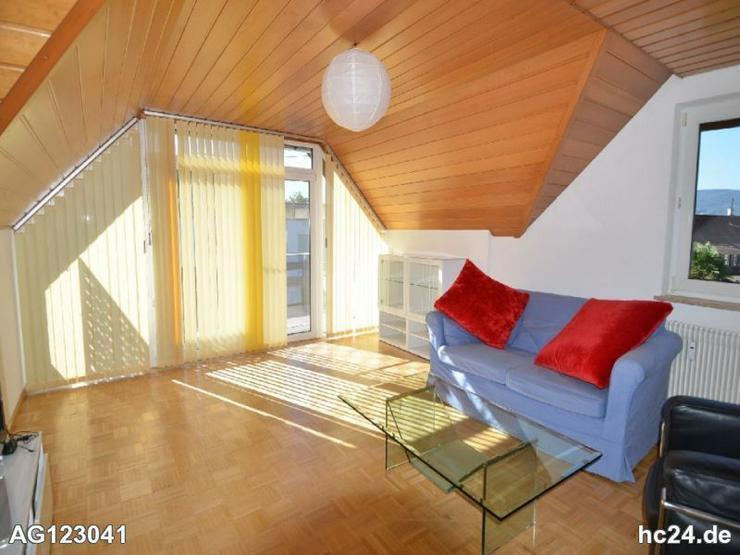 Moderne und helle 3-Zimmerwohnung in ruhiger Lage in Grenzach-Wyhlen - Wohnen auf Zeit - Bild 1