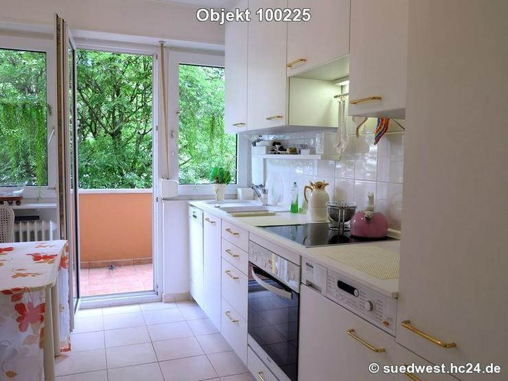 Bild 2: Heidelberg-Handschuhsheim: Großzügige 3-Zimmer-Wohnung mit 2 Balkonen