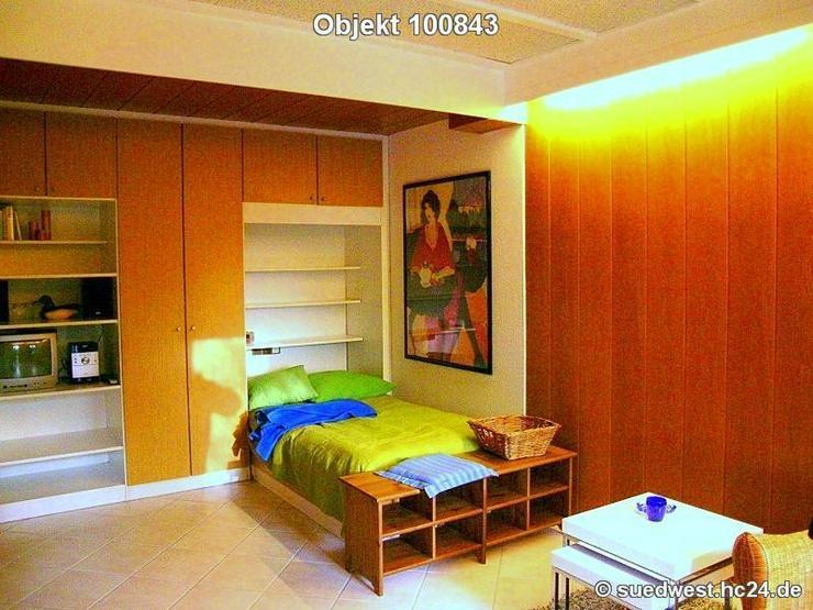 Ludwigshafen-Parkinsel: Gemuetliches,möbliertes 1-Zimmer Apartment - Wohnung mieten - Bild 1