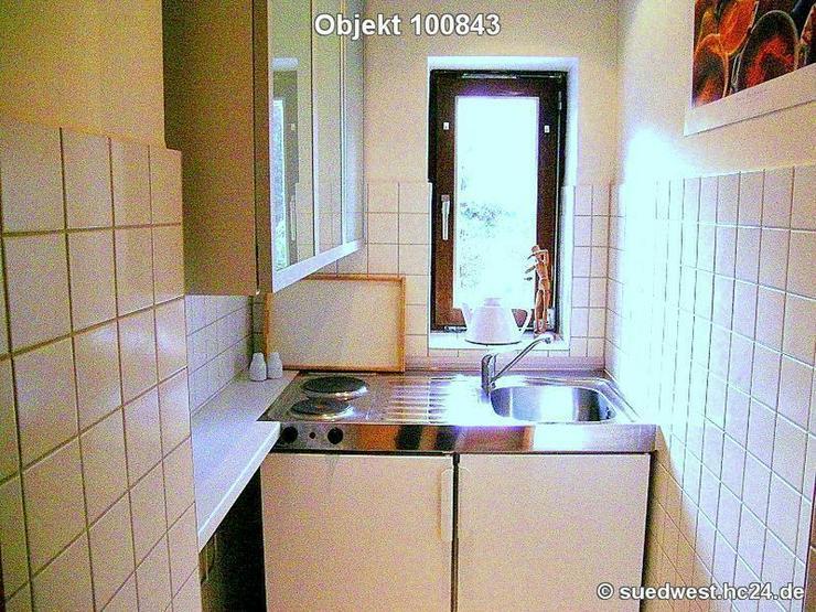 Bild 3: Ludwigshafen-Parkinsel: Gemuetliches,möbliertes 1-Zimmer Apartment