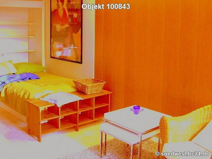 Bild 2: Ludwigshafen-Parkinsel: Gemuetliches,möbliertes 1-Zimmer Apartment