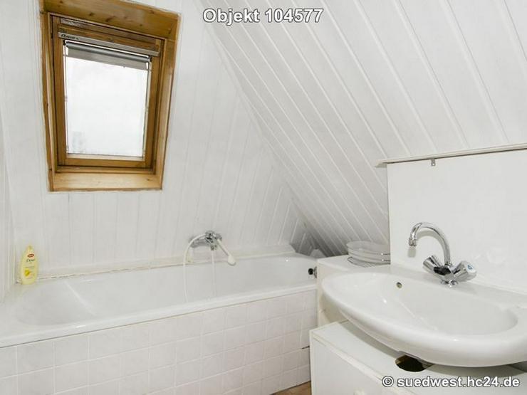 Bild 4: Mannheim-Neckarstadt-Ost: Möbliertes Apartment - im Dachgeschoss