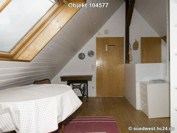 Bild 5: Mannheim-Neckarstadt-Ost: Möbliertes Apartment - im Dachgeschoss