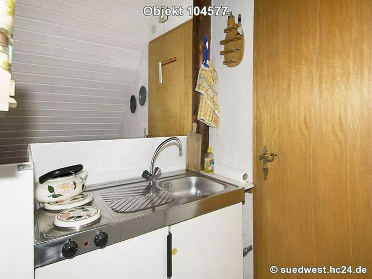 Bild 3: Mannheim-Neckarstadt-Ost: Möbliertes Apartment - im Dachgeschoss