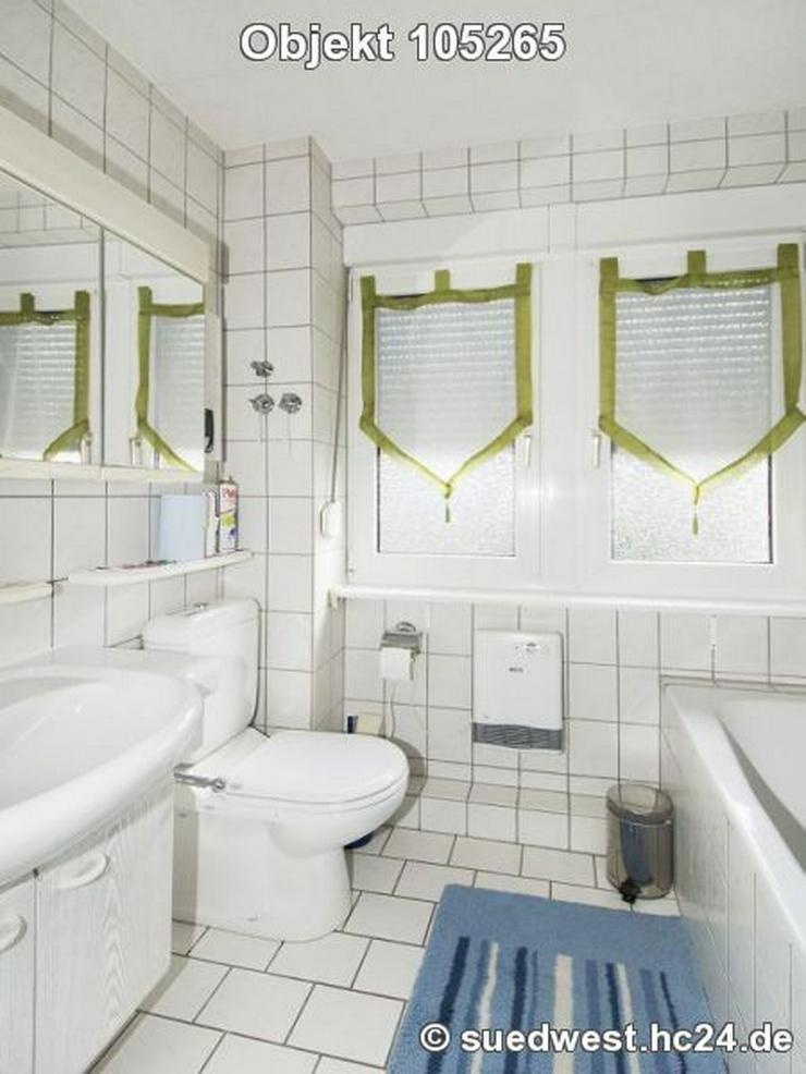 Bild 4: Mannheim-Sandhofen: Möblierte 1-Zi-Wohnung mit eigenem Eingang