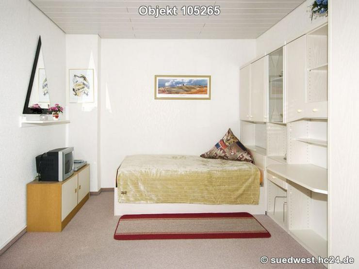 Bild 2: Mannheim-Sandhofen: Möblierte 1-Zi-Wohnung mit eigenem Eingang
