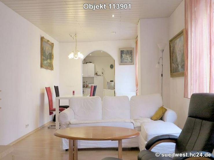 Ladenburg: Gediegene möblierte 4-Zi-Wohnung mit zwei Balkonen und Terrasse - Wohnung mieten - Bild 1