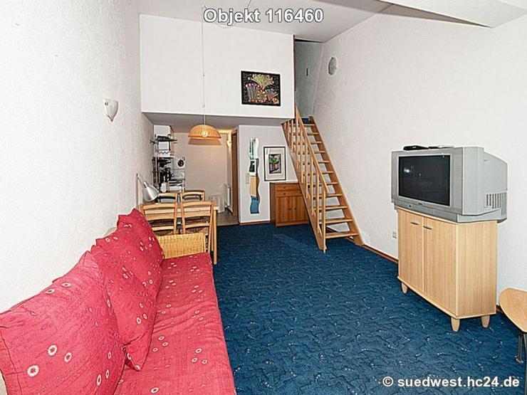 Landau: Modern möblierte 2-Zimmer-Wohnung mit Terrasse und Garten