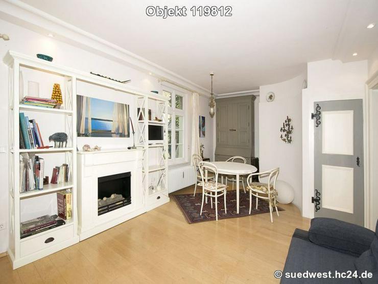 Bild 6: Heidelberg-Altstadt: Gepflegte 2-Zimmer-Wohnung mit Terrasse