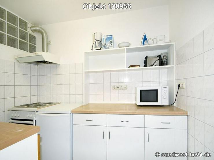 Bild 3: Darmstadt-Eberstadt: Möbliertes 1-Zimmer-Apartment