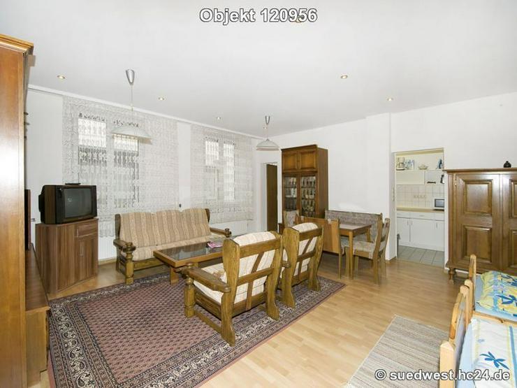 Darmstadt-Eberstadt: Möbliertes 1-Zimmer-Apartment