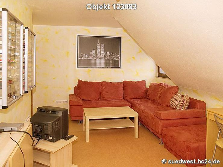 Karlsruhe-Muehlburg: Hübsche 2-Zimmer-Wohnung - Bild 1
