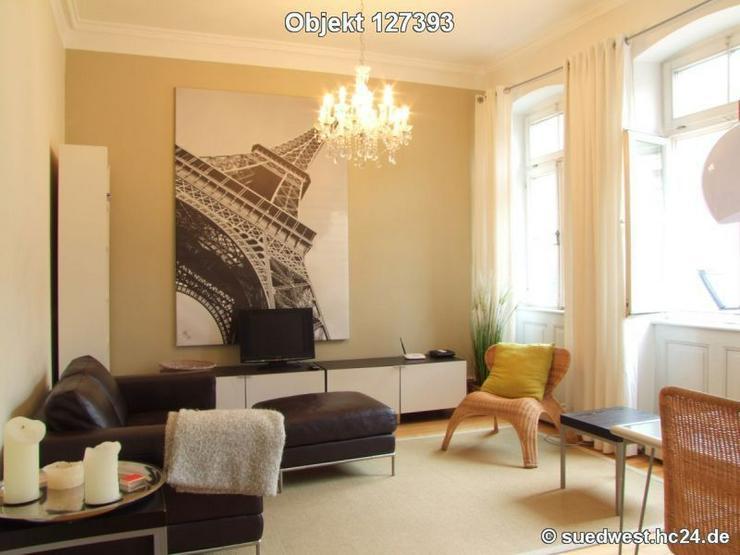 Heidelberg-Altstadt: Exklusiv ausgestattete2-Zimmerwohnung zur Zwischenmiete - Bild 1