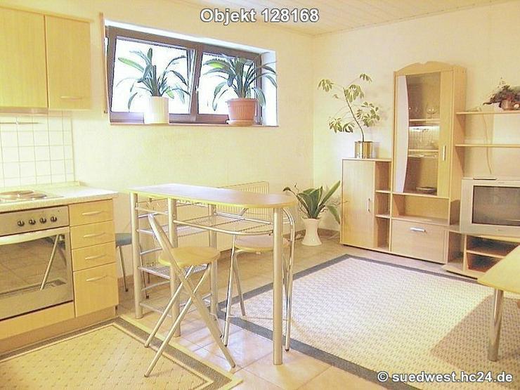 Boehl-Iggelheim: Helle 1 Zimmerwohnung mit separatem Eingang