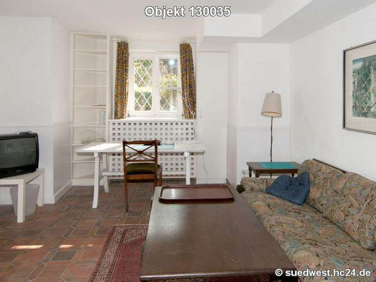 Heidelberg-Handschuhsheim: Geräumige Souterrainwohnung auf Zeit zu mieten - Wohnung mieten - Bild 1