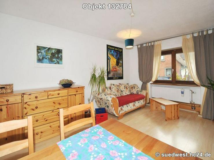 Karlsruhe-Hagsfeld: Möblierte 2-Zi-Wohnung mit Gartennutzung