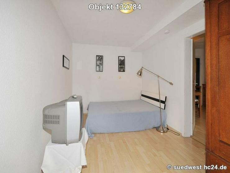 Bild 2: Karlsruhe-Hagsfeld: Möblierte 2-Zi-Wohnung mit Gartennutzung