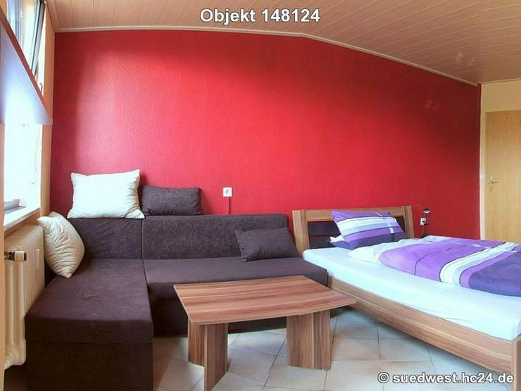 Ludwigshafen-Oggersheim: Voll möblierte 1-Zimmer Wohnung in ruhiger Lage - Wohnung mieten - Bild 1