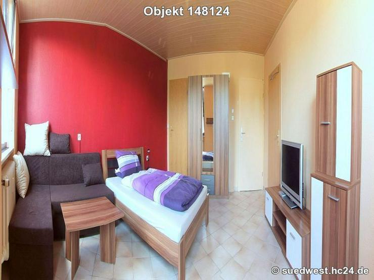 Bild 6: Ludwigshafen-Oggersheim: Voll möblierte 1-Zimmer Wohnung in ruhiger Lage