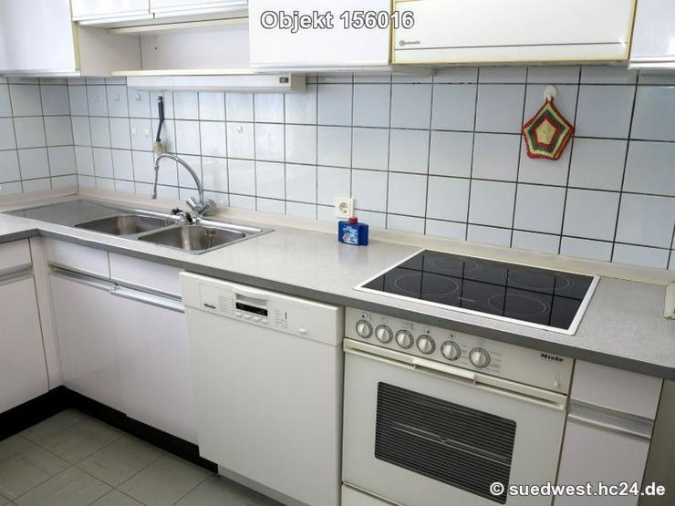 Bild 2: Mannheim-Niederfeld: Komfortable möblierte 4 Zimmerwohnung in bester Lage