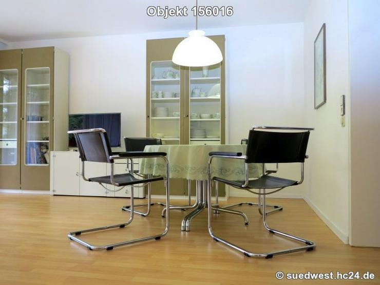 Mannheim-Niederfeld: Komfortable möblierte 4 Zimmerwohnung in bester Lage